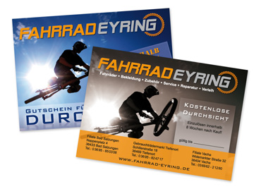 Flyer Fahrrad-Eyring