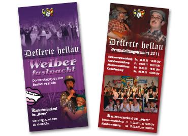 Karneval KCT Flyer